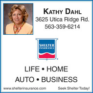 Kathy Dahl at Shelter Insurance